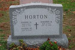Eugene Thomas Horton, Jr