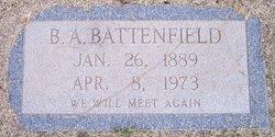 Benjamin Allen Battenfield