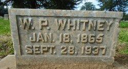W. P. Whitney
