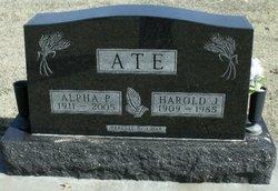 Harold J. Ate