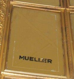 Johanna <i>Wuenderling</i> Mueller