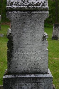 Catherine <i>Weybright</i> Geyer