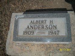 Albert H Anderson