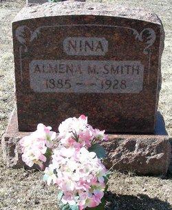 Almina Marie Nina <i>Woodbury</i> Corliss