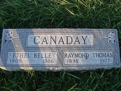 Ethel Belle Canaday