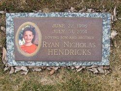 Ryan Nicholas Hendricks