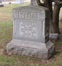 Clara E Titus