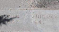 John Frank Grinder