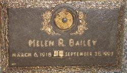 Helen Cecil <i>Randall</i> Bailey