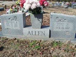 Thurman A Allen