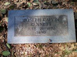 Joseph Calvin Bennett