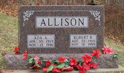 Ada Arlene <i>Michel</i> Allison