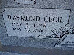 Raymond Cecil Haigood