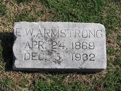 E. W. Armstrong
