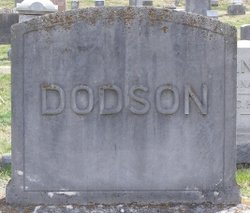 Clora Jessemer <i>Pate</i> Dodson