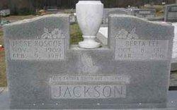 Berta Lee <i>Goodson</i> Jackson