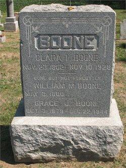 Clara I <i>Flaught</i> Boone