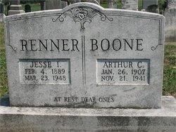 Arthur C Chin Boone