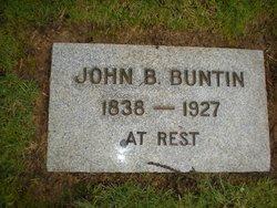 John B. Buntin