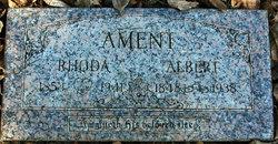 Albert H Ament