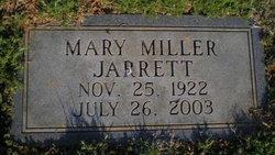 Mary <i>Miller</i> Jarrett