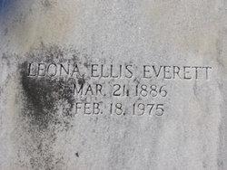 Leona Ellis Everett