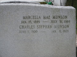 Charles Stephen Munson