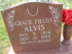 Grace Mae <i>Fields</i> Alvis