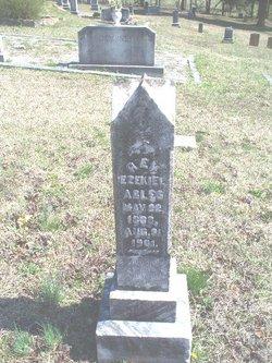 Rev Ezekiel Ables