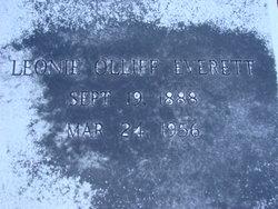 Leonie <i>Olliff</i> Everett