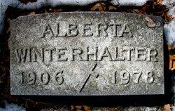 Alberta Winterhalter