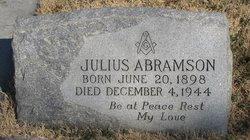 Julius Abramson