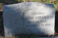 Sophia Abramson