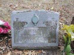 John Buddy Rudolph