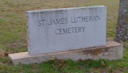 Saint James Lutheran Cemetery Lexington
