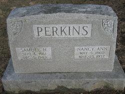 Samuel H Perkins