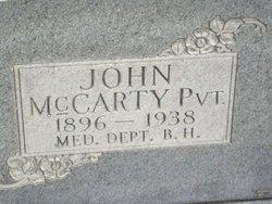 John McCarty