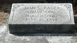 James Rader Davison