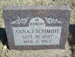 Anna J. <i>Schmidt</i> Happold