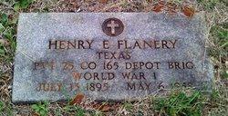 Henry Edward Flanery