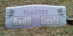 Dorothy Beatrice <i>Wade</i> Flanery