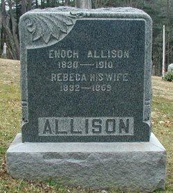 Rebecca Sarah <i>Phillips</i> Allison