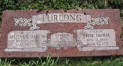 Delcena Elizabeth <i>Sherman</i> Furlong