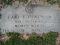 Carl Junior Geren, Jr