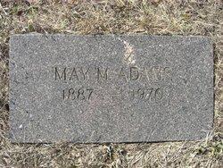 Mae M. Adams