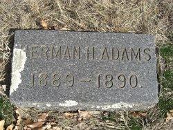 Herman Horace Adams