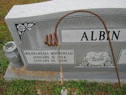 Wilhelmenia <i>Moorehead</i> Albin