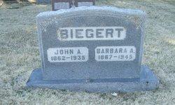 Barbara <i>Schultz</i> Biegert
