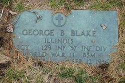 George B Blake