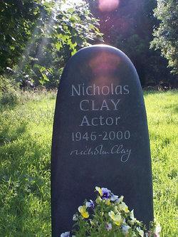 Nicholas Clay
